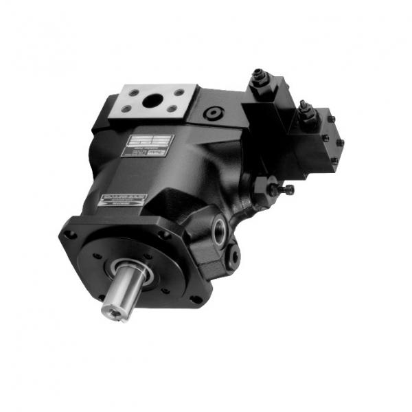 Yuken PV2R4A-193-L-RAA-10 Single Vane Pumps #1 image