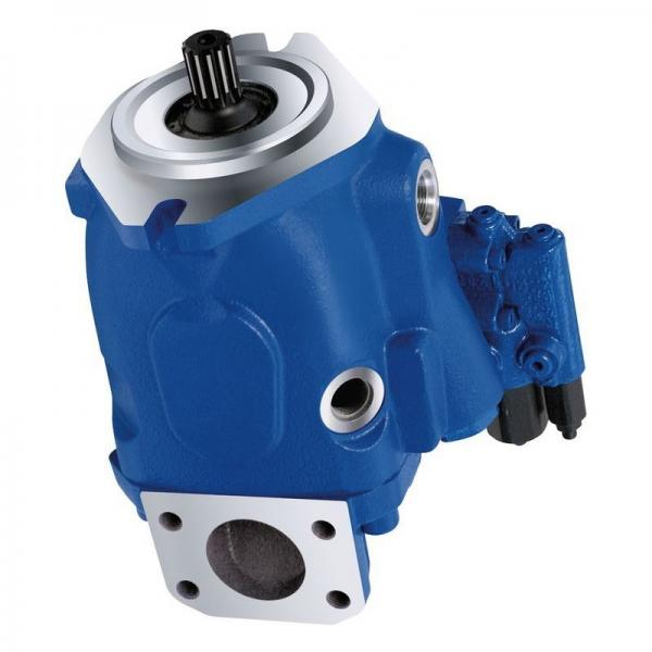 Yuken PV2R12-17-47-F-RAA-40 Double Vane Pumps #1 image