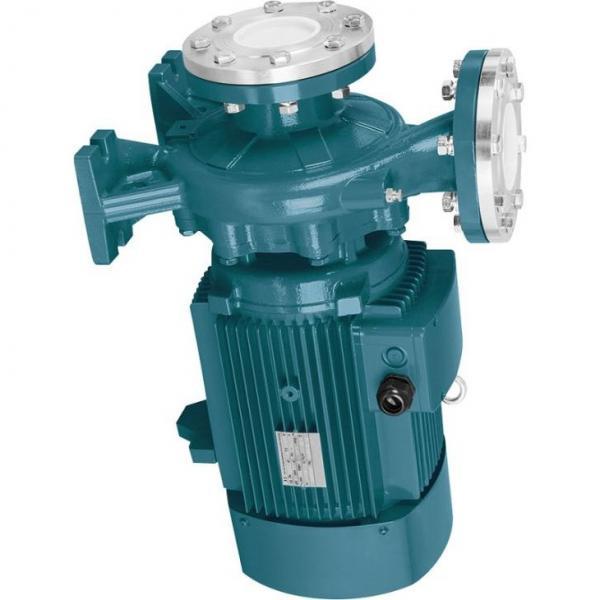 Rexroth E-A10VSO100PFR1/31R-PPA12N00 Piston Pump #1 image