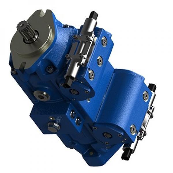 Yuken PV2R14-31-237-F-RAAA-31 Double Vane Pumps #1 image