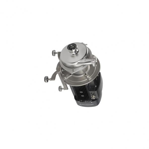 Yuken A16-L-R-01-B-K-32 Variable Displacement Piston Pump #1 image